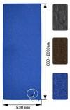 Solray Теплый коврик с подогревом SolRay UNI color 530*1630