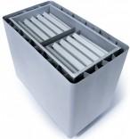 Heatman Электрическая каменка для сауны Heatman-EKC 12 кВт / 380