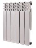 Алюминиевый радиатор DJOUL 500/80