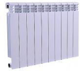 Алюминиевый радиатор отопления Сантехрай 500/96