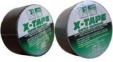 Master Уплотнительная лента Facot X-Tape 50 мм х 25 м (черная)