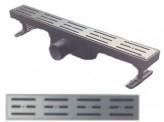 Nova Душевой канал NOVA 5100.001N (длина 20см., решетка из нержавейки)