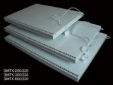 Тепловая панель нагревателньая ЭМТК 1000/220