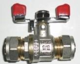 Обжимной кран WaterPRO Wing 16х16