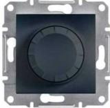 Светорегулятор проходной 600 BA Schneider Asfora Plus антрацит (EPH6400171)