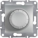 Светорегулятор проходной 600 BA Schneider Asfora Plus алюминий (EPH6400161)
