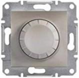 Светорегулятор проходной 600 BA Schneider Asfora Plus бронза (EPH6400161)