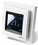 Сенсорный программатор теплого пола DEVIreg Touch (белый)