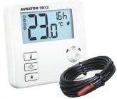 Терморегулятор для теплого пола Auraton 3013p