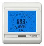 Сенсорный терморегулоятор теплого пола Menred RTC 89