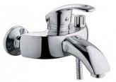 Смеситель для ванны Haiba HB Mars Chr-009 euro