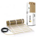 Теплый пол электрический (2,5 м2). Нагревательный мат Quickmat 150