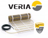 Мат под плитку Veria  4 м2   Нагревательный мат Quickmat 150
