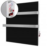 Керамический полотенцесушитель LIFEX Warm Towel Duo ПСК400R (черный)