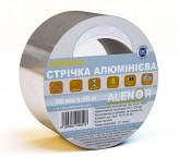Алюминиевая клеющая лента для монтажа Аленор 30 мкм (шир. 75мм)