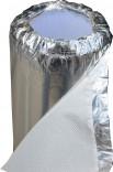 Normaizol Высокотемпературное защитное покрытие Алюхолст AL+PET 120