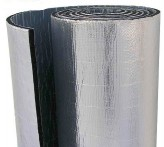 Каучуковая фольгированная изоляция Алюфом RC-Алюхолст (6 мм)