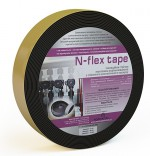 Каучуковая изоляционная лента N-flex Tape (50х3х15000)