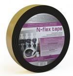 Normaizol Каучуковая изоляционная лента N-flex Tape (100х6х15000)