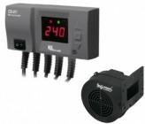 Вентилятор + контроллер KG Elektronik CS-20+DPA-120