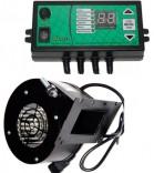 Вентилятор + контроллер Nowosolar TAL RT-22 + NWS-75