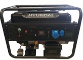 Hyundai Бензиновый генератор Hyundai HY12500LE
