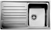 Кухонная мойка Teka STAGE 45 B (30000610)