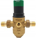 """Honeywell  Редуктор давления для горячей воды Honeywell D06F-B (DN20) 3/4""""НН"""