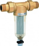 """Фильтр тонкой очистки промывной Honeywell FF06-AA (DN15) 1/2"""""""