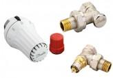 Угловой термостатический комплект Danfoss RAE+RA-N+RLV-S (013G5173)