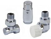 Термостатический комплект осевой правый Schlosser GZ1/2xGW1/2 (602200068)