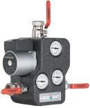 Термосмесительный узел Termoventiler Laddomat 21-100 (65°C)
