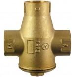 """Трехходовой термосмесительный клапан Regulus TSV5B 11808 (65°C DN32 1 1/4"""")"""
