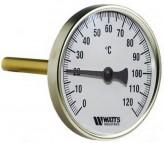 Термометр WattsF+R801OR