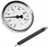 Термометр ArthermoAR-TUB63 (Ø63мм,0-120°С)