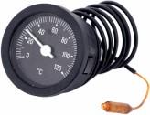 Термометр с выносным датчиком CewalT52P (Ø520-120°СL-1500мм)