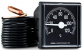 Термометр с выносным датчиком CewalTQ52P (52х52мм0-120°СL-1500мм)