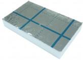 Мат для теплого пола Icma 35 кг/м³ экструдированый пенополистирол (30х600х5000мм)