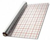 Фольгированная пленка Icma 50 м2 (50мкр) с разметкой