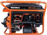 Бензиновый генератор Vitals JBS 5.0be