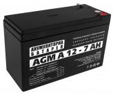 Аккумуляторная батарея LogicPower AGM А 12 - 7 AH