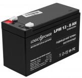 Аккумуляторная батарея LogicPower AGM LPM 12 - 8.0 AH