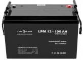 Logicpower Аккумуляторная батарея LogicPower LPM 12 - 100 AH