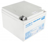 Logicpower Аккумуляторная батарея LogicPower AGM LPM-MG 12 - 26 AH