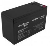 Аккумуляторная батарея LogicPower AGM LP 12 - 8.0 AH SILVER