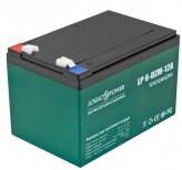 Тяговая аккумуляторная батарея LogicPower LP 6-DZM-12