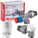 "Комплект для подключения радиатора Giacomini R470AX023 1/2""х16"