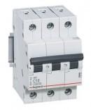 Автоматический выключатель Legrand RX³ C,6A,3П,4,5kA (419705)