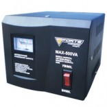 Стабилизатор напряжения для дома FORTE MAX-1000VA
