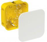Монтажная коробка для полых стен Schneider IMT35161 (100х100х50 мм)